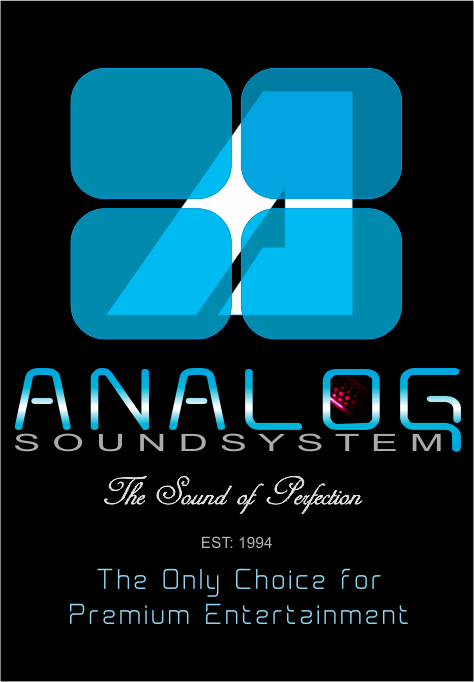 The Analog Soundsystem Official WebpageScroll Down for Information